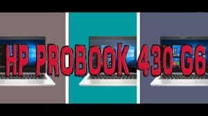 Обзор <b>ноутбука HP ProBook 430</b> G6 - YouTube