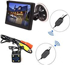 Backup Camera Reverse Parking Kit LED <b>Night</b> Vision CCTV Safety ...