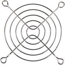 """<b>Решетка для вентилятора</b> 80 мм """"Rexant"""" — купить в интернет ..."""