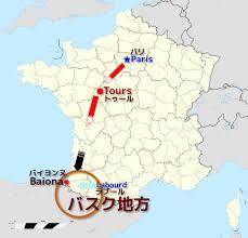 「トゥール・ポワティエ間の戦いの場所」の画像検索結果