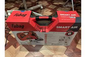 Отзывы о <b>компрессоре FUBAG Smart Air</b> + набор из 6 предметов ...
