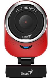 <b>Веб</b>-<b>камера Genius QCam</b> 6000 Red купить с доставкой по ...
