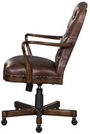 Casa Padrino <b>luxury</b> genuine leather <b>office chair</b> / swivel chair ...