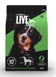 ProBiotic Live <b>Dog Adult Lamb</b> & Rice