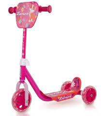 """<b>Самокат Larsen</b> """"<b>Girl</b>"""", цвет: розовый. GS-002A-RB — купить в ..."""