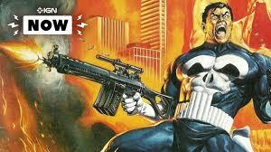 Punisher Creator Wants to Take Back Iconic Skull Logo - IGN Now