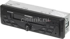 <b>Автомагнитола SOUNDMAX SM-CCR3058F</b>, отзывы владельцев ...