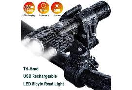 <b>T6 L2 LED</b> Aluminum Alloy <b>Multi</b>-<b>function</b> Strong <b>Light</b> Three Lamp ...