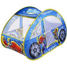 Купить <b>игровую палатку Играем вместе</b> Трансформеры ...