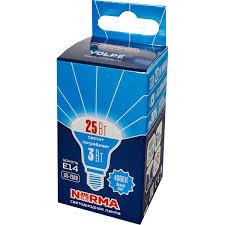 <b>Лампа</b> светодиодная <b>Volpe Norma E14</b> 220 В 3 Вт зеркальная ...