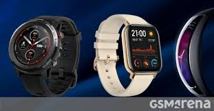 Huami unveils square <b>Amazfit</b> GTS, new round <b>watch</b>, teases <b>smart</b> ...