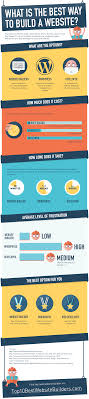 what is the best way to build a website infographic