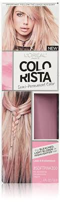 L'Oreal Paris Colorista Semi-Permanent Hair Color ... - Amazon.com