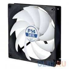 <b>Вентилятор Arctic Cooling</b> Arctic <b>F14</b> Silent 140мм ACFAN00076A ...