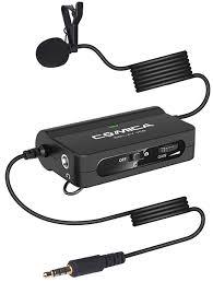 <b>Микрофон</b> петличный <b>Comica CVM</b>-V05 универсальный купить в ...