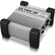 <b>BEHRINGER ULTRA</b>-<b>DI DI100</b> - активный Di-<b>box</b>