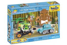 <b>Конструктор</b> пластиковый <b>COBI</b> - Танковый бой Тики (<b>Tiki</b> Tank ...
