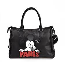 Miki <b>Short Distance</b> Nylon Fabric Waterproof <b>Travel Bag</b> Large ...