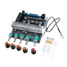 <b>TPA3116 2.1</b> DC 12V-24V 50W+50W+100W HIFI <b>Digital Audio</b> ...