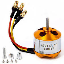 A2212 10T 13T <b>1400KV Brushless Motor</b> for Drone (Soldered ...