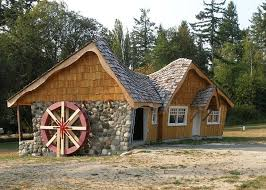 Bewitching Hobbit Houses Seemengly Inspired by Tolkien    s    Collect this idea hobbit
