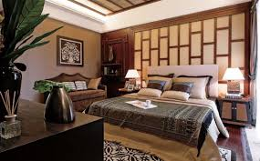 chinese style decor: bedroom stylish chinese bedroom interior decor ideas with wood chinese style wall art also using chinese