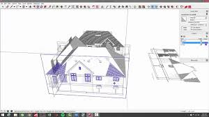 quick d roof model and estimate using d drawings quick 3d roof model and estimate using 2d drawings