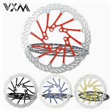 VXM <b>1 pc MTB Road</b> Bicycle Disc Brake Cooling Floating Rotor ...