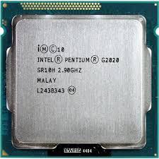 <b>Процессор Intel Pentium G2020</b> б/у