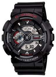 Наручные <b>часы CASIO GA</b>-110-<b>1A</b> — купить и выбрать из более ...