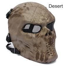 Amazing Tactical <b>Skull</b> Masks with a different kind of painting. These ...