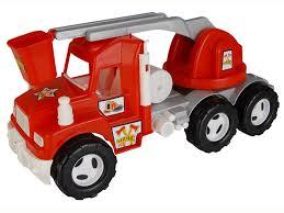 Пожарная <b>машина Pilsan</b> — купить в Москве в интернет ...