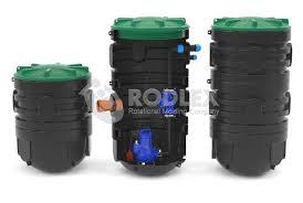 <b>КНС</b> для канализации   <b>Rodlex</b>