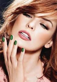 your red hair is looking flawless makeup is plete did you forget about your nails choose a color that will express your redhead personality