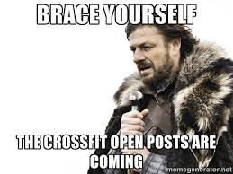 CrossFit Open' Articles at Big Shoulders CrossFit via Relatably.com