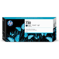 Genuine OEM <b>HP 730</b> Ink Cartridge - <b>Matte</b> Black - 300ml - for <b>HP</b> ...