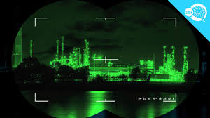How Does <b>Night Vision</b> Work? - YouTube