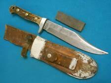 Коллекционные старинные <b>ножи с фиксированным</b> лезвием ...