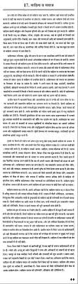 sample essay on literature and society in hindi