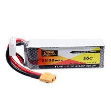 <b>Zop power 11.1v 2200mah</b> 30c 3s lipo battery xt60 plug Sale ...