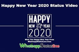 Happy New Year 2020 Status Video Download New Year Whatsapp ...