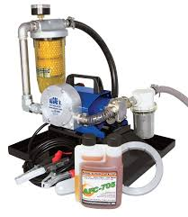 sts 7030 oil tank cleaning equipment