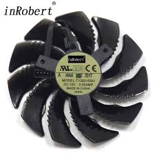 2019 88MM T129215SU <b>PLD09210S12HH</b> 4Pin Cooling Fan For ...