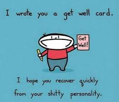 I wrote you a get well soon card | Funny Dirty Adult Jokes, Memes ... via Relatably.com