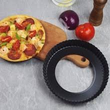 Антипригарная <b>форма</b> для <b>пирога</b>, <b>пиццы</b>, тарелка Quiche Flan ...