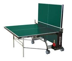 <b>Теннисный стол DONIC INDOOR</b> ROLLER 800 Green - Sw-Sport.Ru