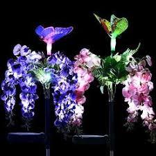 <b>Solar Butterfly</b> Garden <b>Light</b>