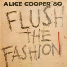 <b>Alice Cooper</b> - <b>Flush</b> The Fashion review - Metal Storm