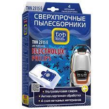 Top House THN 2515 <b>E</b> нетканые <b>пылесборники</b> (4 шт) — купить ...