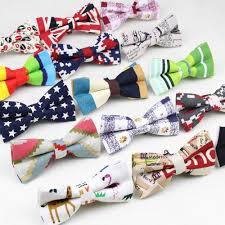 New <b>Style</b> Bowtie <b>Men</b> Tuxedo <b>Cotton</b> Designer Colorful Butterfly ...